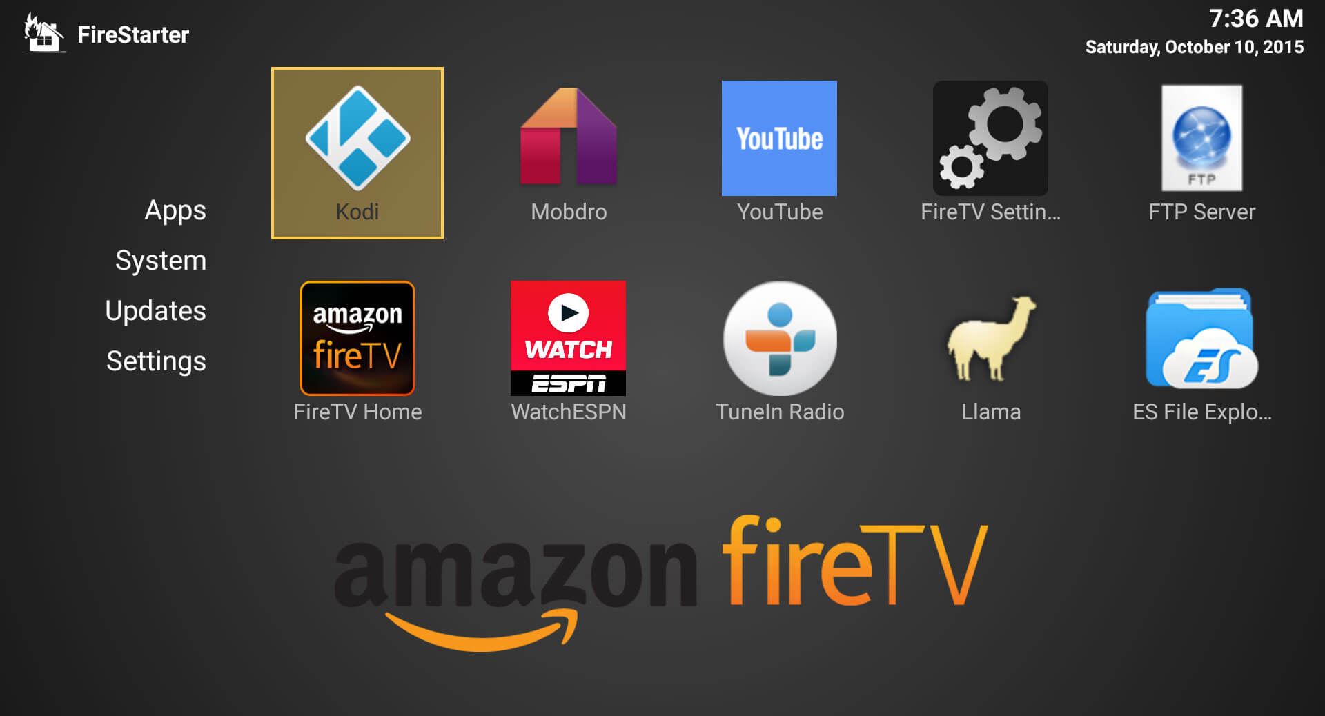 Voodoo Apk Fire Tv