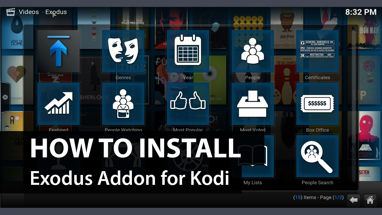 Kodi file manager add source exodus | How To Install Exodus Redux