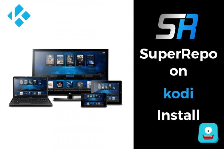 How to install SuperRepo Kodi Repository on Kodi 17 x
