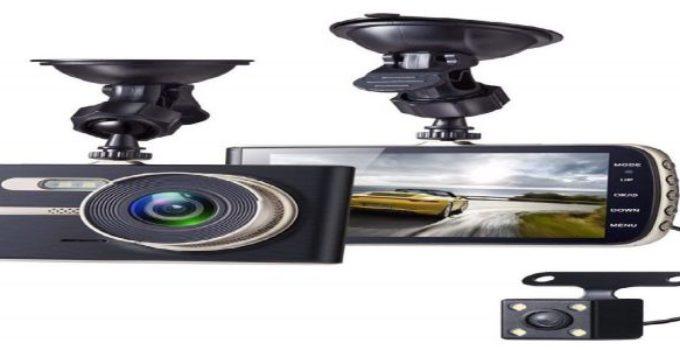Eivotor Dual Dash Cam