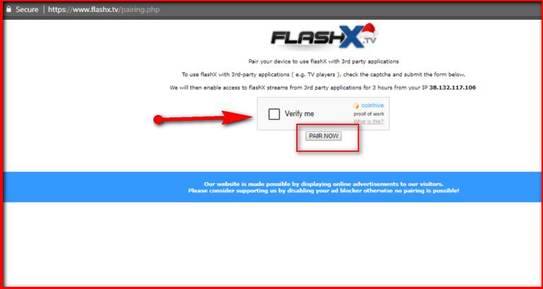 Flashx TVac Pair