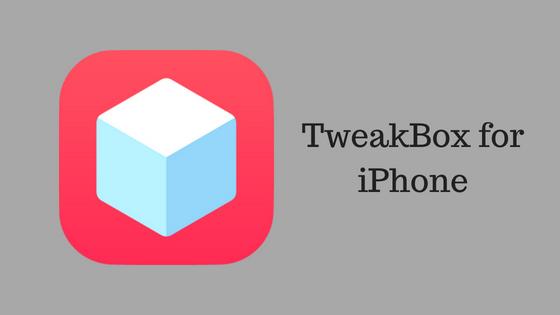 Tweakbox Apk