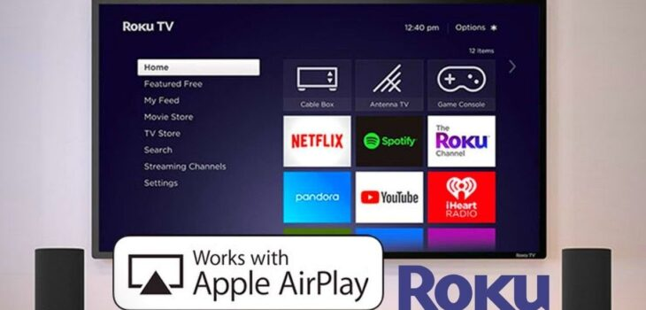Airplay Not Working on Roku TV