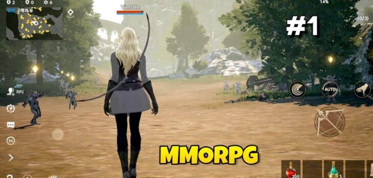 Top Challenges of Developing an MMORPG