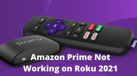 prime video not working on roku
